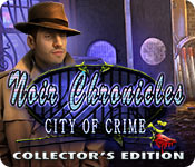 Noir Chronicles: City of Crime Collector's Edition for Mac Game