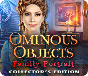Ominous Objects: Family Portrait Collector's Edition for Mac Game