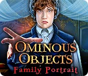 Ominous Objects: Family Portrait for Mac Game