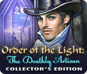 Order of the Light: The Deathly Artisan Collector's Edition for Mac Game