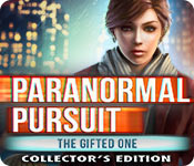 Paranormal Pursuit: The Gifted One Collector's Edition for Mac Game