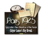 Paris 1925 for Mac Game