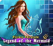 Picross Fairytale: Legend Of The Mermaid for Mac Game