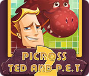 Picross Ted and P.E.T. 2 for Mac Game