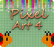 Pixel Art 4 for Mac Game