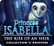 Princess Isabella: The Rise of an Heir Collector's Edition for Mac Game
