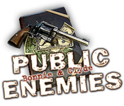 Enjoy the new game: Public Enemies: Bonnie and Clyde