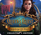 Queen's Quest V: Symphony of Death Collector's Edition for Mac Game