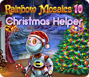 Rainbow Mosaics 10: Christmas Helper for Mac Game
