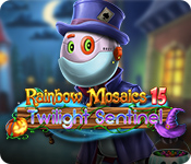 Rainbow Mosaics 15: Twilight Sentinel for Mac Game
