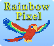 Rainbow Pixel for Mac Game