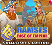 Ramses: Rise Of Empire Collector's Edition for Mac Game
