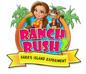 Ranch Rush 2 - Sara's Island Experiment for Mac Game