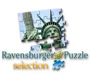 Ravensburger Puzzle Selection for Mac Game
