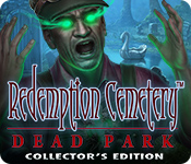 Redemption Cemetery: Dead Park Collector's Edition for Mac Game