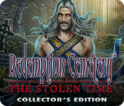 Redemption Cemetery: The Stolen Time Collector's Edition for Mac Game