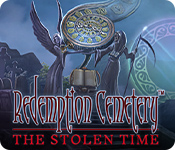Redemption Cemetery: The Stolen Time for Mac Game