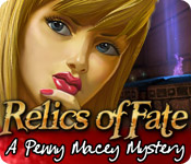 Enjoy the new game: Relics of Fate: A Penny Macey Mystery