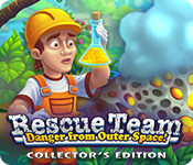 Rescue Team: Danger from Outer Space! Collector's Edition for Mac Game