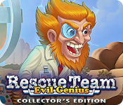 Rescue Team: Evil Genius Collector's Edition for Mac Game
