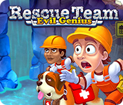 Rescue Team: Evil Genius for Mac Game