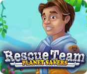 Rescue Team: Planet Savers for Mac Game