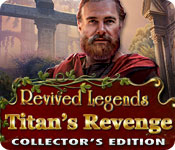Revived Legends: Titan's Revenge Collector's Edition for Mac Game