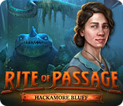 Rite of Passage: Hackamore Bluff for Mac Game