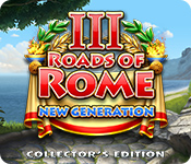 Roads of Rome: New Generation III Collector's Edition for Mac Game