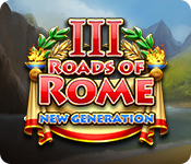 Roads of Rome: New Generation III for Mac Game