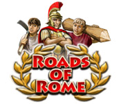strategy games software simulation games casual games  Roads of Rome