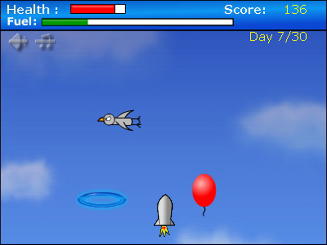 Image Rocket Launcher