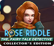 Rose Riddle: The Fairy Tale Detective Collector's Edition for Mac Game