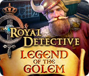 Royal Detective: Legend of the Golem for Mac Game