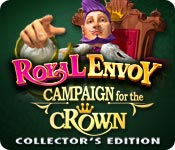 Royal Envoy: Campaign for the Crown Collector's Edition for Mac Game