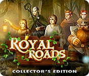 Royal Roads Collector's Edition for Mac Game