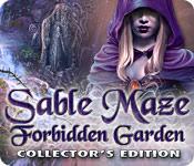 Sable Maze: Forbidden Garden Collector's Edition for Mac Game