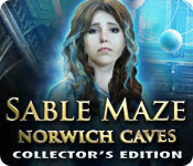 Sable Maze: Norwich Caves Collector's Edition for Mac Game