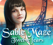 Sable Maze: Twelve Fears for Mac Game