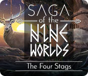 Saga of the Nine Worlds: The Four Stags for Mac Game