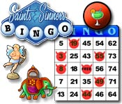 Enjoy the new game: Saints and Sinners Bingo