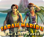 Sarah Maribu and the Lost World for Mac Game