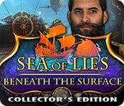 Sea of Lies: Beneath the Surface Collector's Edition for Mac Game