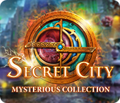 Secret City: Mysterious Collection for Mac Game