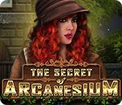 The Secret Of Arcanesium: A Mosaic Mystery for Mac Game