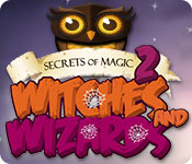 Secrets of Magic 2: Witches and Wizards for Mac Game