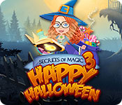 Secrets of Magic 3: Happy Halloween for Mac Game