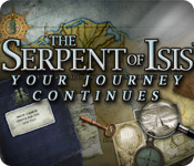 Enjoy the new game: Serpent of Isis: Your Journey Continues