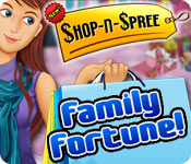 Shop-N-Spree Family Fortune for Mac Game