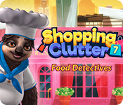 Shopping Clutter 7: Food Detectives for Mac Game